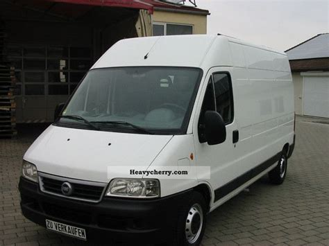 fiat ducato 244 fiat ducato 244 2003 box type delivery photo and specs