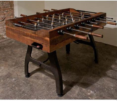 classic foosball table  nuevo living