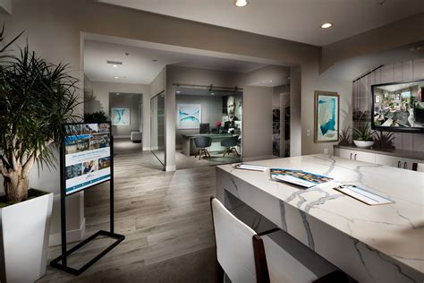 Millenia Sales Office  Cdc Designs  Interior Designcdc
