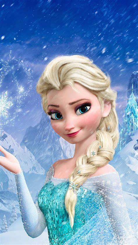 Papel De Parede Iphone 5 Frozen Elsa Wallpapers