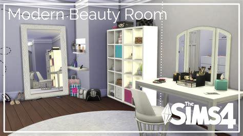 Sims 4 Home Decor Ideas : The Sims 4 Room Build Modern Beauty Youtube