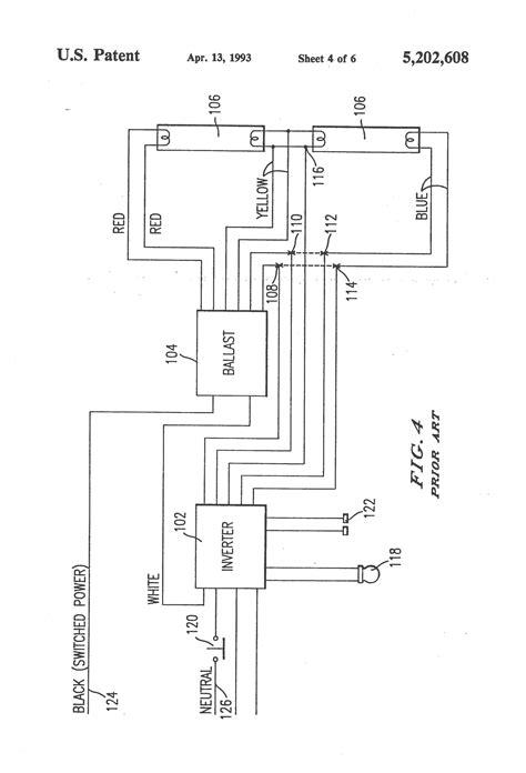 Gallery Power Sentry Emergency Ballast Wiring Diagram