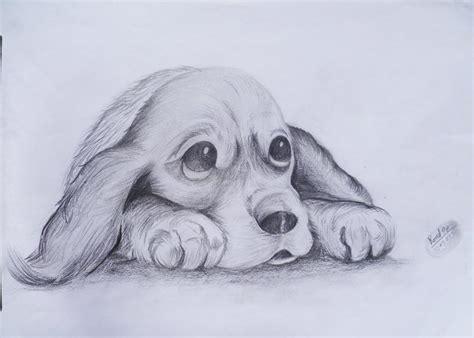 dibujo de perrito por romel  dibujando