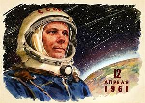 Yuri Gagarin Poster (page 2) - Pics about space