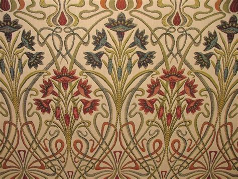 fabric for upholstery nouveau designer jacquard curtain