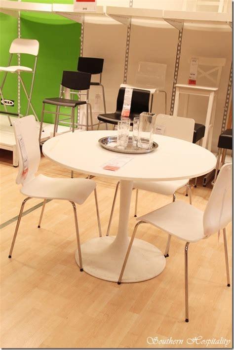ikea round kitchen table white round kitchen table ikea roselawnlutheran