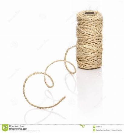 String Roll Thick Royalty Rolled Dreamstime