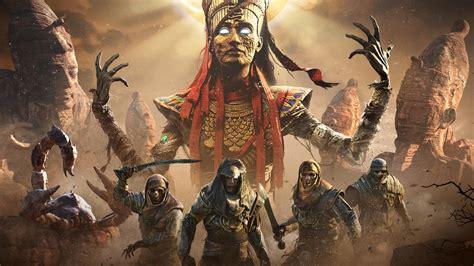 Assassinu2019s Creed Origins u2013 Season Pass Content detailed   Assassinu0026#39;s Creed Origins Updates ...