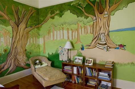 Awesome Children's Bedroom Wall Art Ideas