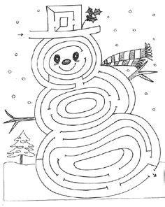 images  snowman matching worksheet snowman