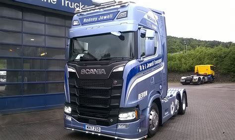 Dfsk 580 Hd Picture by Sold Used Next Generation V8 Scania Commercial Motor