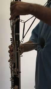 Bass Clarinet Neck