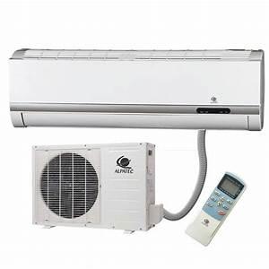 Climatiseur Mobile Pas Cher Brico Depot : alpatec cmi 9 climatiseur fixe split inverter pap ~ Dailycaller-alerts.com Idées de Décoration
