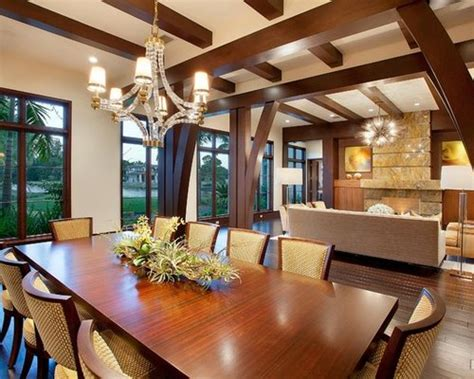 dark wood beams design ideas remodel pictures houzz