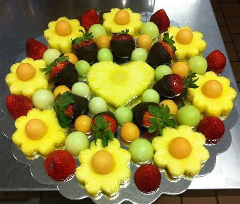 Image Result For Valentine's Day Fruit Tray Ideas Fruit