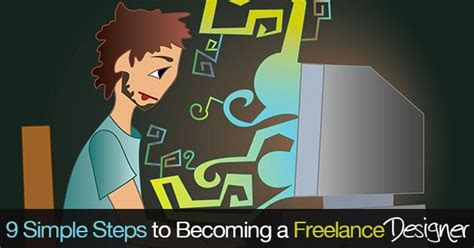 Steps To Becoming A Freelance Graphic Designer  Joy Studio Design Gallery  Best Design