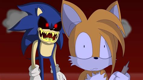 Sonic.exe Part 1 Tails