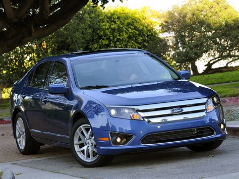 2010 Ford Fusion Sport Usa Wallpaper