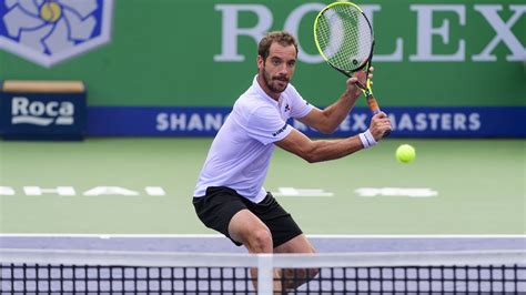 For months, richard gasquet felt as though he was starring in his own disaster movie, a story about a. Richard Gasquet vs Gilles Simon - Tennis Picks