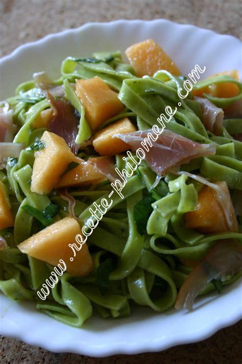 salade du soleil p 226 tes melon basilic plats