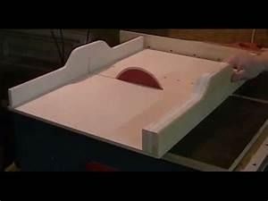 Kreissäge Mit Tisch : schiebetisch bauen schiebeschlitten cross cut sled ~ A.2002-acura-tl-radio.info Haus und Dekorationen