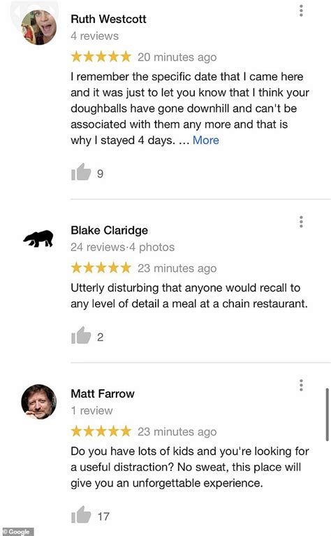 Woking Pizza Express flooded with witty reviews after ...