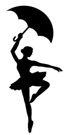Dancing In The Rain Silhouette at GetDrawings | Free download