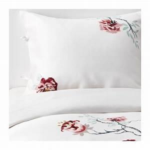 Ikea Bettdecke 240x220 : j ttelilja p slakan 2 rngott 240x220 50x60 cm ikea ~ Eleganceandgraceweddings.com Haus und Dekorationen