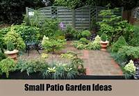 excellent patio and garden design ideas Excellent Patio Garden Design Ideas Small Gardens - Patio ...