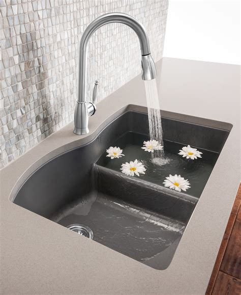 low divide kitchen sink blanco low divide sink white gold