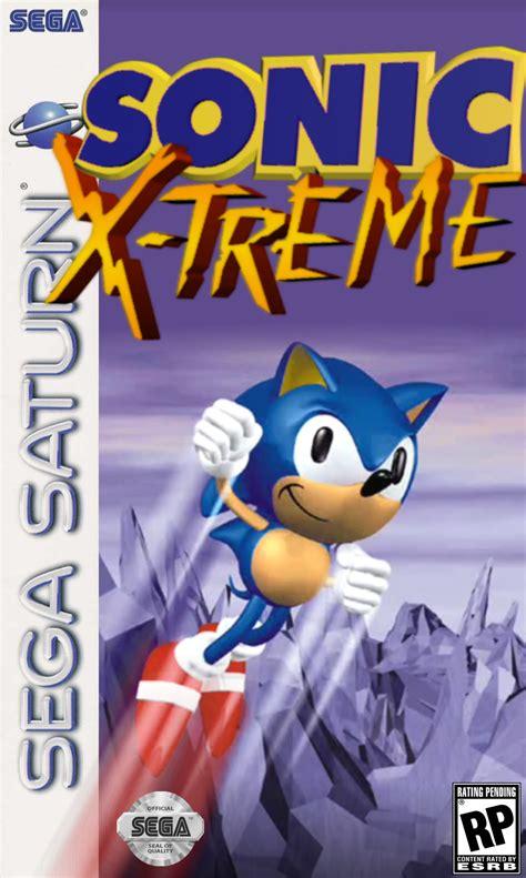 sonic  treme details launchbox games