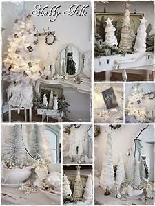 Shabby Chic Blog Deutsch : shabby weihnachtsdeko christmas pinterest shabby filles et d co ~ Watch28wear.com Haus und Dekorationen