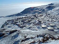 Two technicians at Antarctica station dead after being found unconscious…
