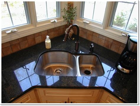 corner kitchen sink ideas 25 creative corner kitchen sink design ideas 5851