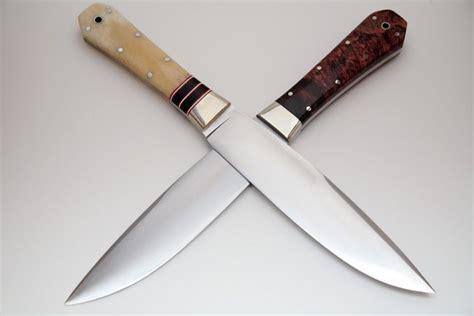bark river kitchen knives bark river rogue bowies practical custom knives bark