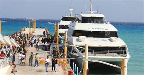 Ferry Boat Bomb In Mexico by U S Embassy Issues Warning After Bomb Found On Mexican