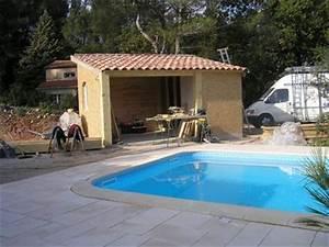 Facade en pierre pour un pool house aubagne 13 for Amenagement jardin en pente 14 facade en pierre pour un pool house aubagne 13