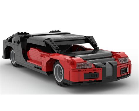 It's one thing to dream of creating a 1:1 drivable bugatti chiron in lego® technic™, it's another to make it actually happen. LEGO MOC Bugatti Veyron by Giganbrick   Rebrickable - Build with LEGO