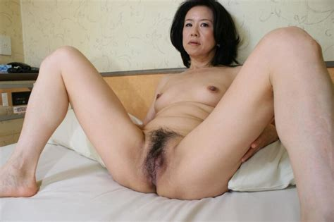 hairy porn pic mature asian bush