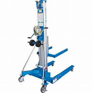 Genie Superlift Advantage Manual Material Lift  U2014 5ft  Lift