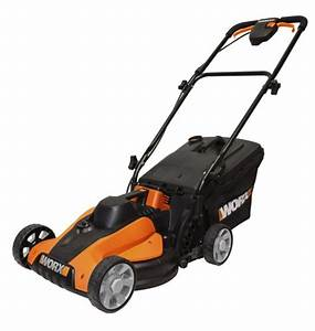 Top Rated WORX WG776E 40 V Cordless Lawnmower Review