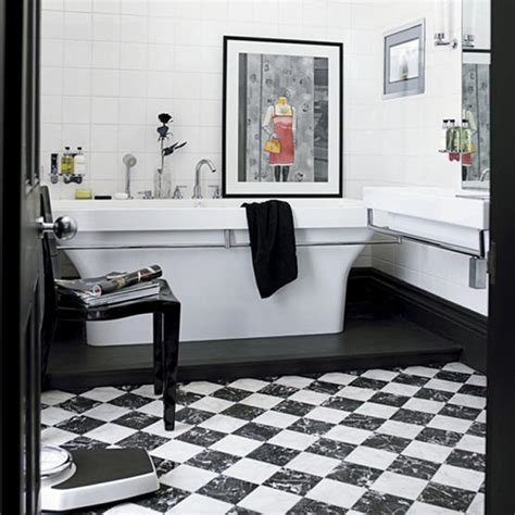 black and white bathroom ideas pictures 51 cool black and white bathroom design ideas digsdigs