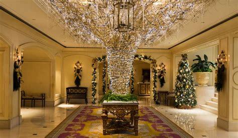 holiday lobbies