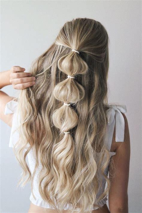 peinados  trenzas de moda  chicas de cabello largo
