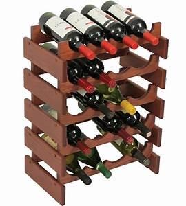 Wood, Wine, Rack