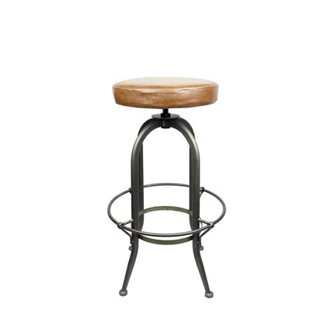 tabouret de bar r 233 glable vintage alhena par drawer fr