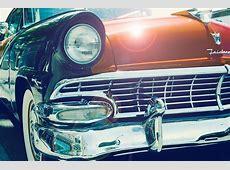 Free stock photo Car, Antique, 50S, 60S, Old, Retro