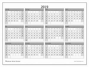Jahreskalender 2019 A4 : kalender 2019 35ss michel zbinden de ~ Kayakingforconservation.com Haus und Dekorationen