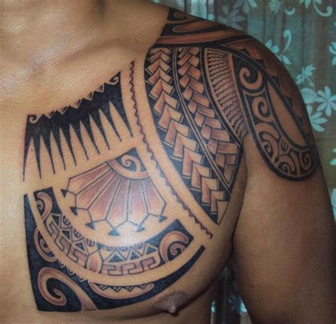 Tatouage Omoplate Epaule Pectoral Printablehd
