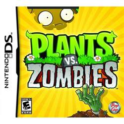 Plants vs Zombies DS Game